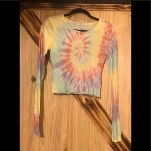 Truly Madly Deeply Hippie Crop Top